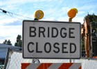 MAIN STREET BRIDGE CLOSED [UPDATE]