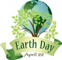 Earth Day April 22, 2018: