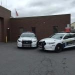 New Police Vehicle's:
