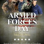 Armed Force Day – May 21, 2016