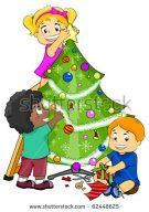 Christmas Tree Decoration: