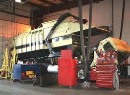 Garbage Truck Repair 1-3-18